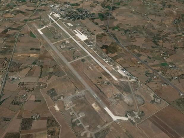 Interventi di riqualificazione della rete elettrica MT dell'aeroporto militare di Gioia del Colle