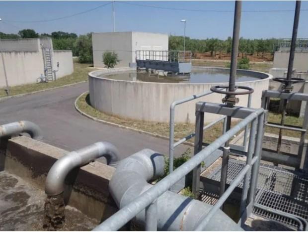 Adeguamento dell'impianto di depurazione e rete fognaria di Cassano delle Murge