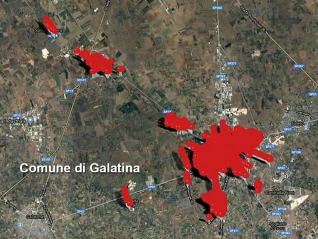 Efficientamento energetico e riqualificazione della pubblica illuminazione di Galatina