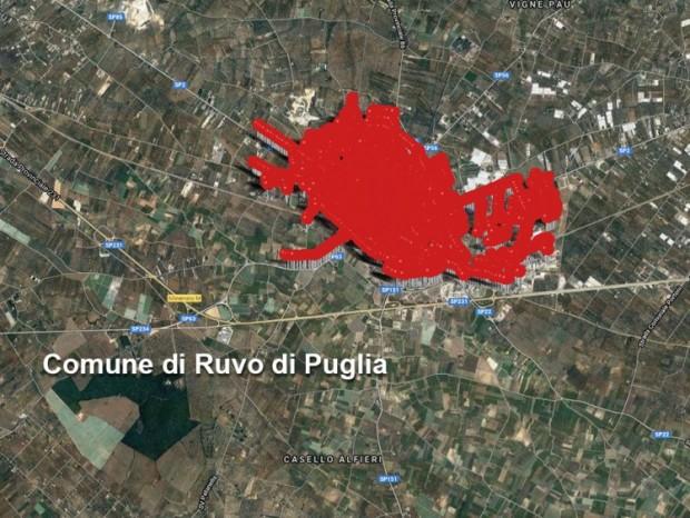 Efficientamento energetico e riqualificazione della pubblica illuminazione di Ruvo di Puglia