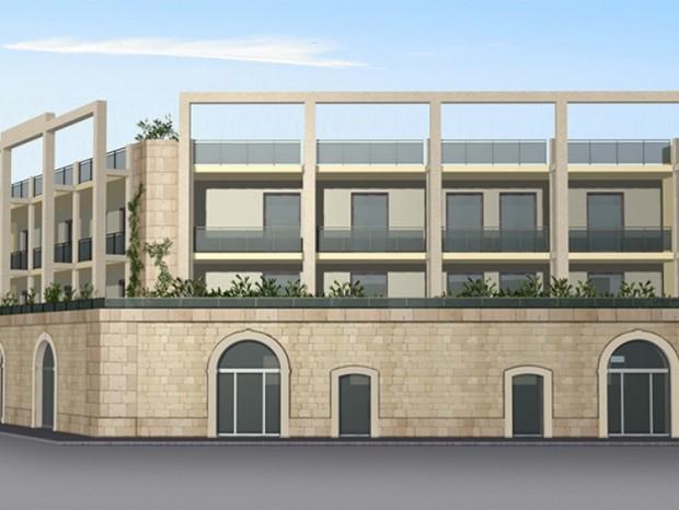 Nuovo edificio residenziale in Via Manzoni - Sammichele di Bari