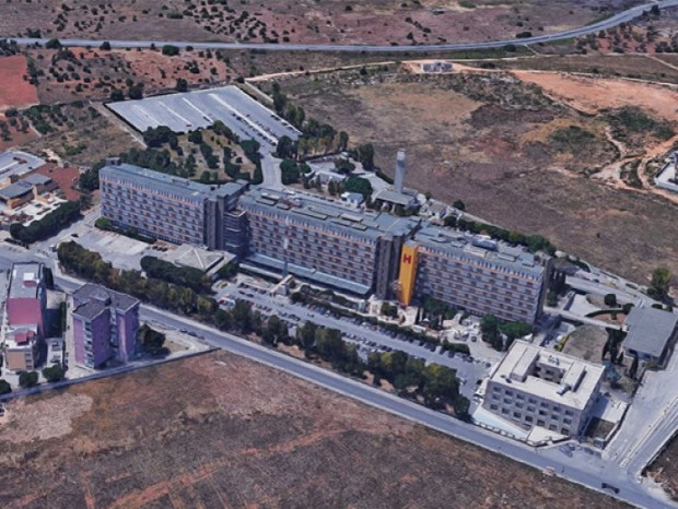 Efficientamento energetico dell'Ospedale San Paolo in Bari