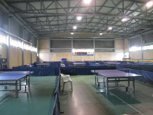 """Riqualificazione energetica e rigenerazione del palazzetto dello sport """"Angelo Pugliese"""""""