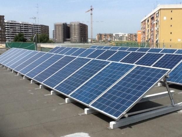 Realizzazione di impianti fotovoltaici sugli edifici scolastici del Comune di Bari