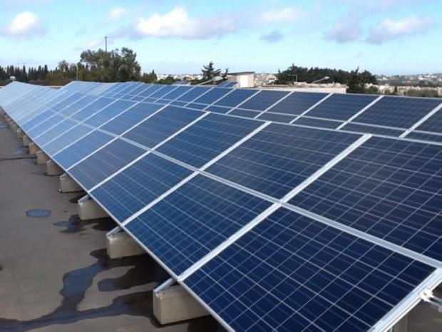 Realizzazione di un impianto fotovoltaico di 37,80 kWp