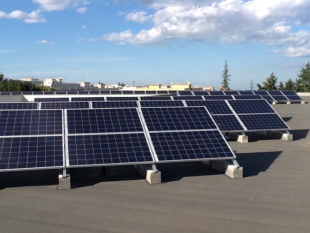 Realizzazione di un impianto fotovoltaico di 56,70 kWp
