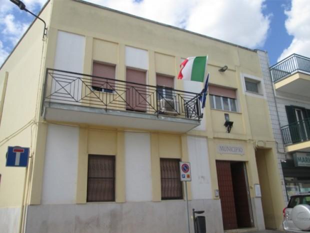 Efficientamento energetico del palazzo comunale di Cellamare
